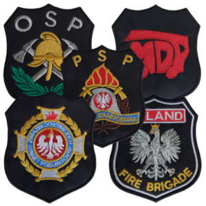 Emblematy OSP/PSP